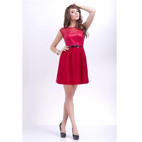 Sukienka Model Ivone Red