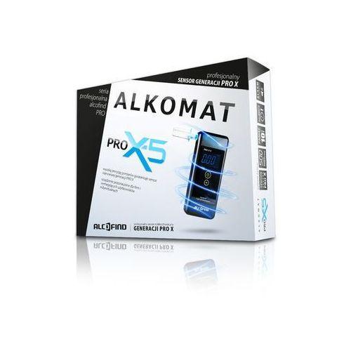 Alkomat PRO X5 - Kalibracje Bez LIMITU przez 24 miesięce - ustniki gratis !