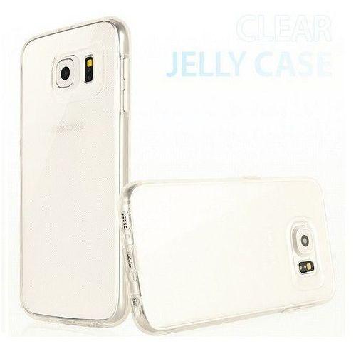Futerał Back Case Mercury Clear Jelly Iphone 6 plus / 6S plus