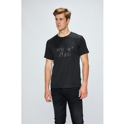 Jack Wolfskin - T-shirt Rock Chill Logo