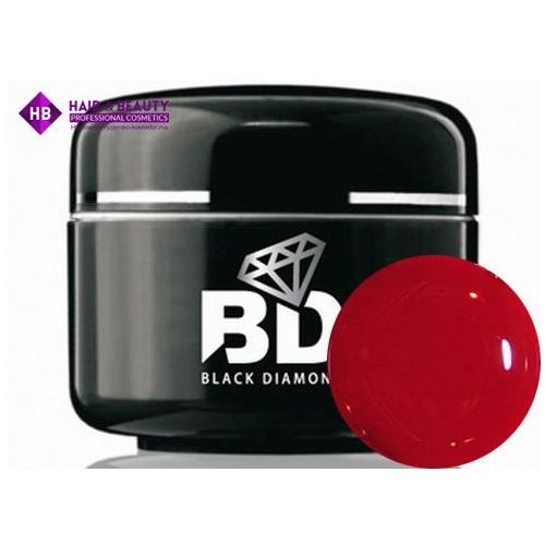 Black diamond żel kolorowy clared red 5 ml