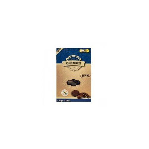 Bezglutenowe markizy kakaowe z kremem waniliowym 130g