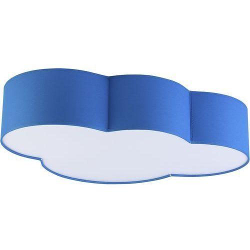 Tklighting Plafon tk lighting cloud 1534 4x60w e27 niebieski (5901780515348)