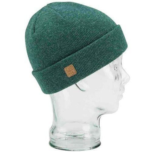 czapka zimowa COAL - The Harbor Heather Forest Green (11) rozmiar: OS