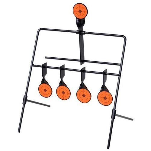 strzelnica spinner tarcze 4 + 1 marki Vidaxl