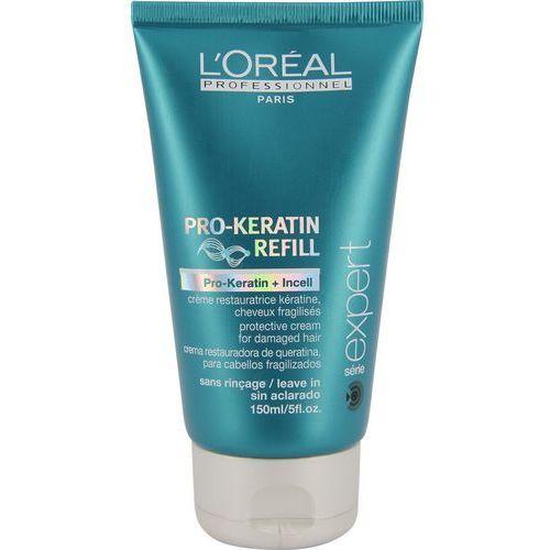 L´Oreal Paris Expert Pro-Keratin Refill 150ml W Krem do włosów osłabionych (3474630526242)