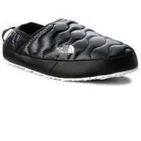 Kapcie THE NORTH FACE - Thermoball Traction Mule IV T933IEYXE Shiny Urban Navy/The White, 40.5-45.5