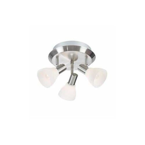Markslojd Vero 107505 Plafon spot oprawa sufitowa 3x40W E14 stal/biały (7330024579699)