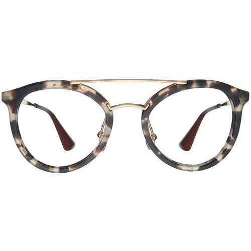 Prada  vpr 15tv uao1o1 okulary korekcyjne + darmowa dostawa i zwrot (8053672674217)