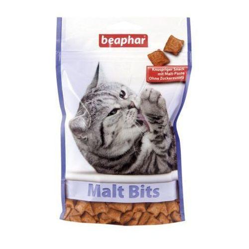 Beaphar Malt-bits 150g - przysmak z malt pastą przeciwko pilobezoarom dla kotów