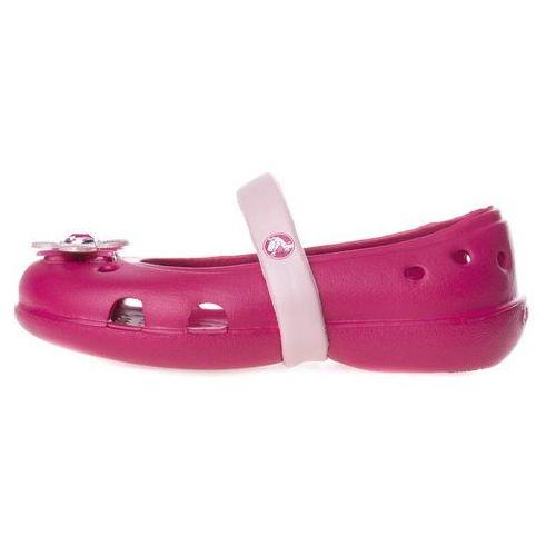 Crocs Keeley Springtime Baleriny dziecięce Różowy 22-23, kolor różowy