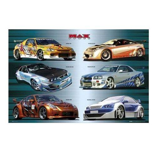 Super samochody - plakat, marki Brak