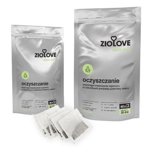 oczyszczanie - herbatka ziołowa marki Ziolove
