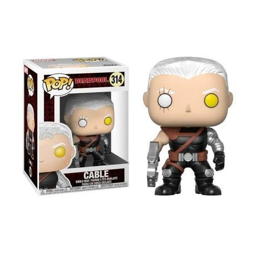 Funko Figurka pop vinyl: marvel - cable (0889698308625)