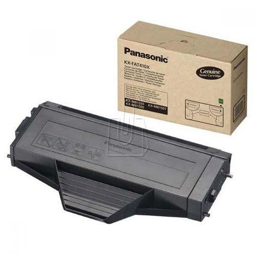 oryginalny toner kx-fat410e/x, black, 2500s, panasonic kx-mb1500,1520,1530 marki Panasonic