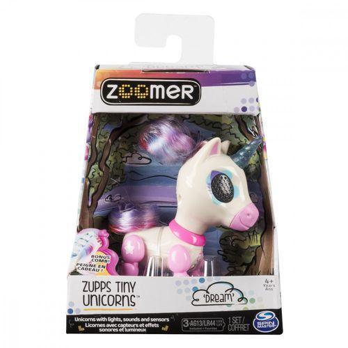Figurka ZOOMER Interaktywny Jednorożec, Dream (5902002066600)