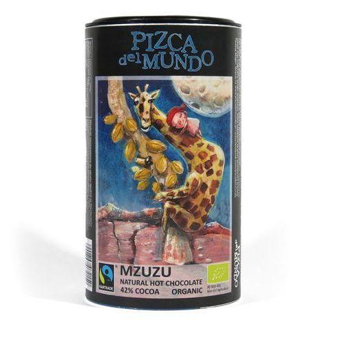 Czekolada na gorąco mzuzu naturalna bio 250g marki Pizca del mundo
