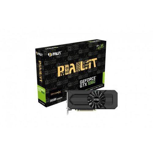 PALIT GE FORCE GTX 1060 3GB GDDR5 192BIT StormX