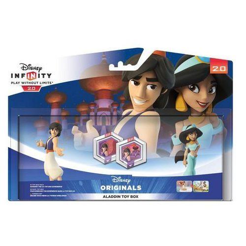 Disney infinity 2.0 playset alladyn (alladyn, jasmine, 2 dyski mocy) marki Disney interactive