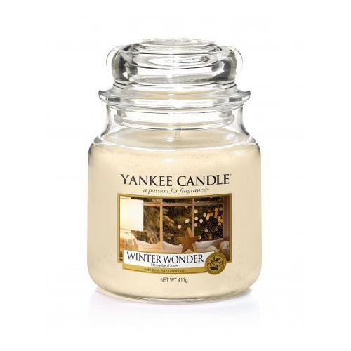 YANKEE CANDLE ŚWIECA WINTER WONDER 411G, 5038581051147