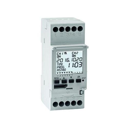 Wielofunkcyjny programator ASTRO -LUX-TIME – 1 kanał, 2 DIN 1IO-4091