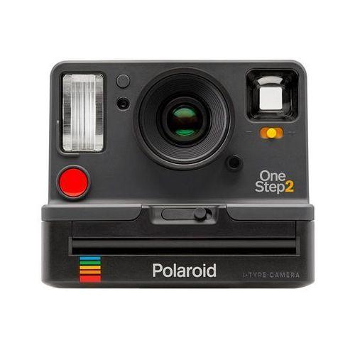 analogowy aparat natychmiastowy one step 2 grafitowy marki Polaroid