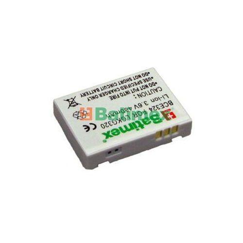LG KG320 / LGIP-600 480mAh Li-Ion 3.6V (Batimex), BCE324