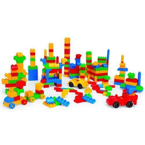 Wader MINI BLOCKS Klocki mini blocks - duży zestaw - 41360