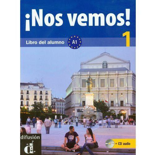 Nos Vemos 1 Podręcznik + Cd, oprawa miękka