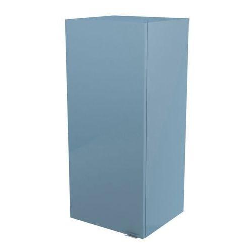 Szafka wisząca GoodHome Imandra 40 x 90 x 36 cm niebieska (3663602933465)