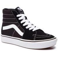 Vans Sneakersy - comfycush sk8-hi vn0a3wmbvne1 (classic) black/true whit