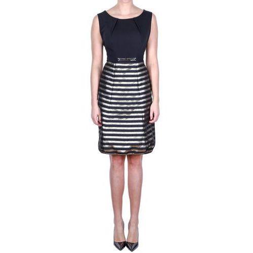 Sukienka (Kolor: czarny, Rozmiar: 40), 1 rozmiar