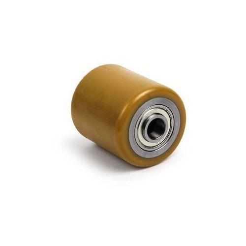Rolka widłowa, poliuretan, dł. mocowania 96 mm. z poliuretanu, z metalowym rdzen marki Wicke