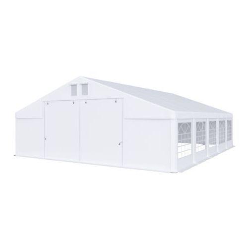 Das Namiot 8x10x2, całoroczny namiot cateringowy, winter/sd 80m2 - 8m x 10m x 2m