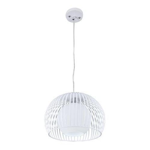 Lampa wisząca Jupiter A biała Producent Lampex, kolor Biały