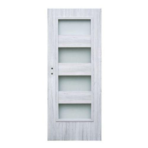 Drzwi pokojowe Winfloor Kastel 70 prawe silver (5907539385606)