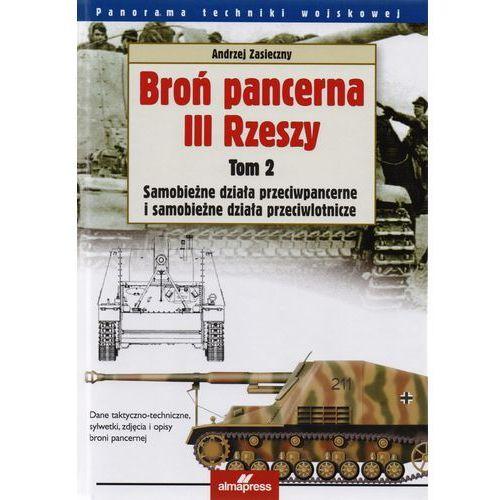 Broń pancerna III Rzeszy Tom 2, oprawa twarda