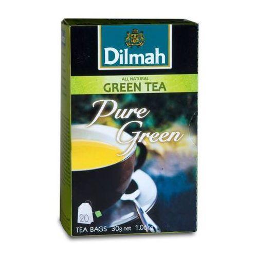 Dilmah Herbata zielona 20 torebek - x03635