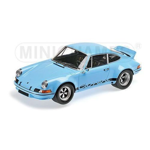 Minichamps Porsche 911 carrera rsr 2.8 1973 (gulfblue/black) - darmowa dostawa! (4012138131767)