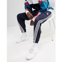 adidas Originals Nova Wrap Around Joggers In Navy CE4805 - Navy, w 4 rozmiarach