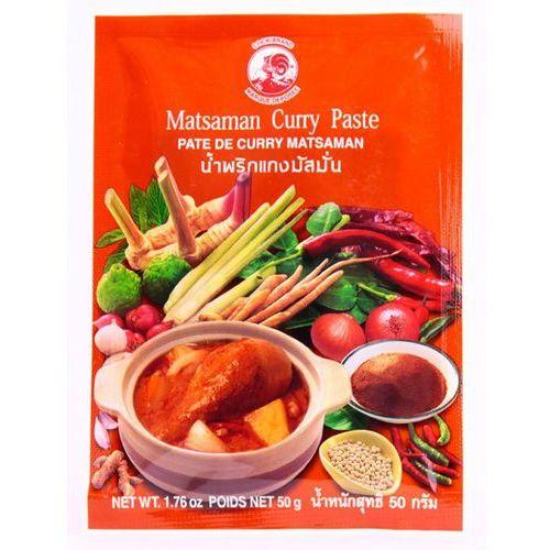 Cock brand Pasta curry matsaman 50g