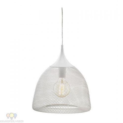 Grid 105977 lampa wisząca biała 60W E27 Markslojd, 105977