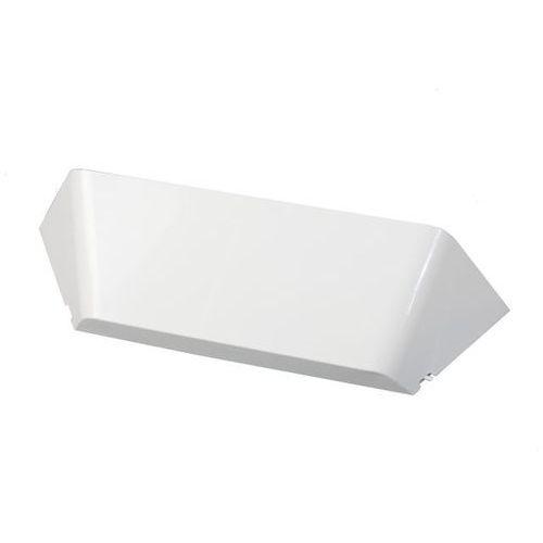 Impeco Lampa kinkietowa ultralite 40 biała | 2 x 20w | pokrycie: 120m²