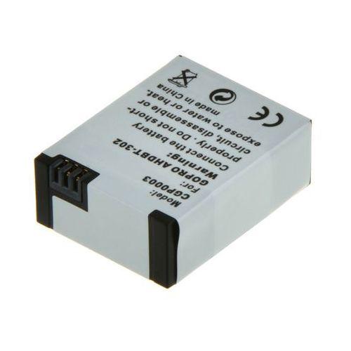 Akumulator JUPIO CGP0003 GoPro AHDBT-302