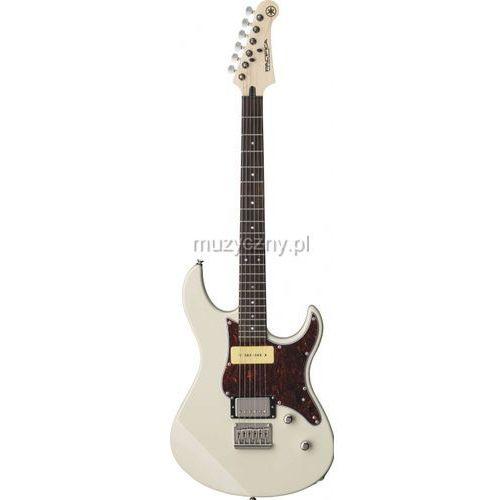 Yamaha Pacifica 311H Vintage White gitara elektryczna
