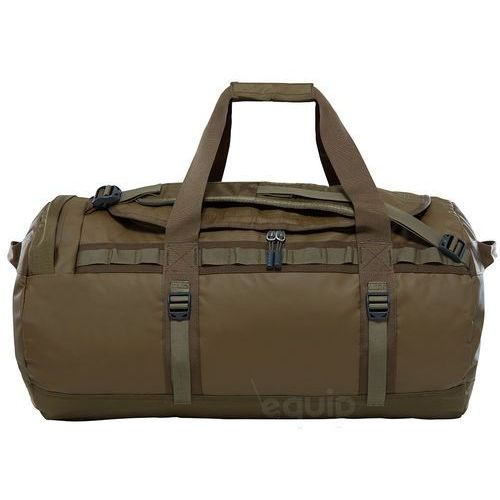 The north face Torba podróżna base camp duffel m ne - beech green / burnt olive green