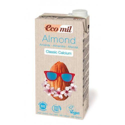 Ecomil Napój - mleko migdałowe classic z wapniem (8428532230191)