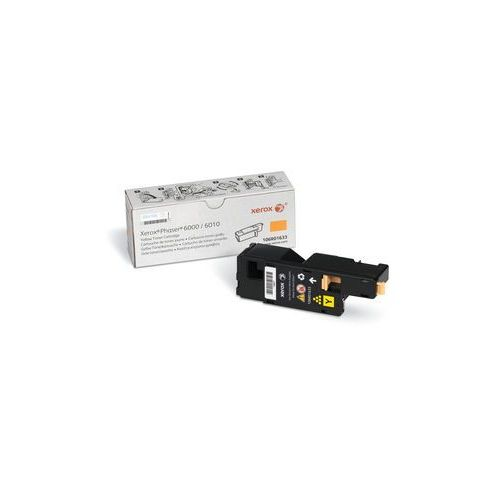 Toner Xerox yellow | 1000str | Phaser 6000 / 6010 WorkCentre 6015, 106R01633