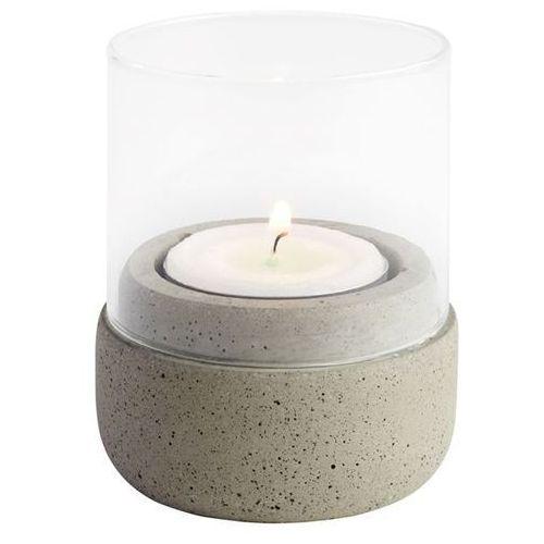 Wiatroodporny świecznik | śr. 60x(h)80mm | 2szt. marki Aps