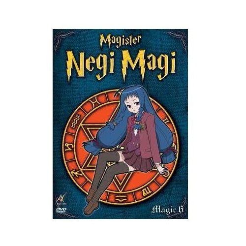 Anime virtual Magister negi magi (cz. 6)